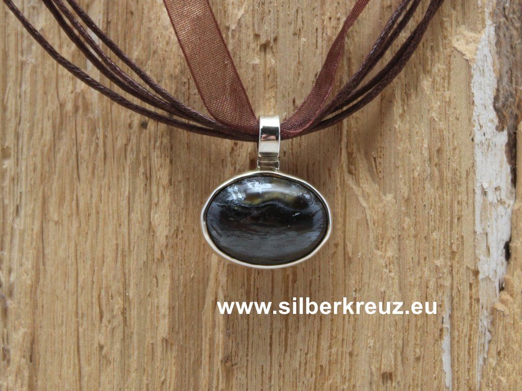 Collier mit Tigereisen